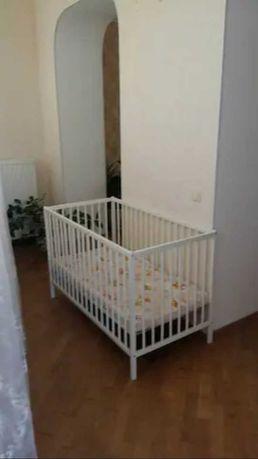 Кровать детская с матрасиком Италия