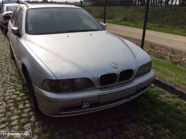 BMW 520D touring ás peças