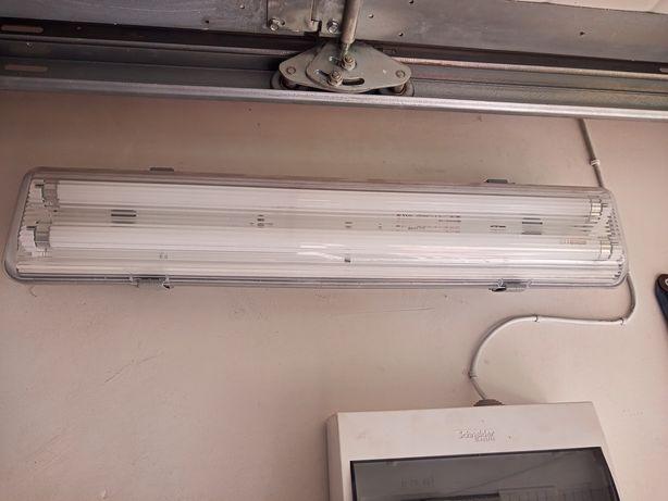 Lampa warsztatowa