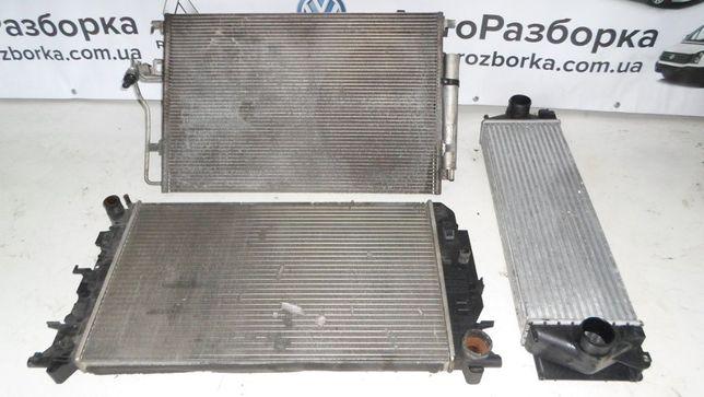 РАДИАТОР кондиционера Интеркулер Crafter Sprinter Крафтер Спринтер 906