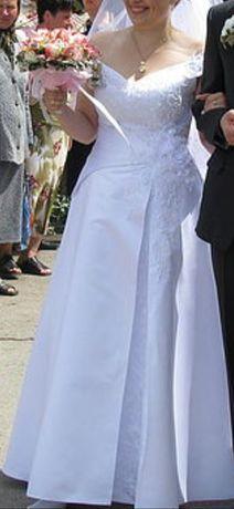 Свадебное платье р50