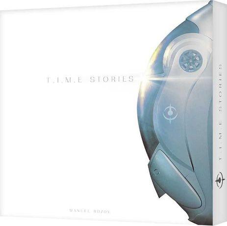Time Stories + 8 dodatków