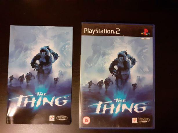 The Thing gra PS2/Playstation 2 100 % sprawna