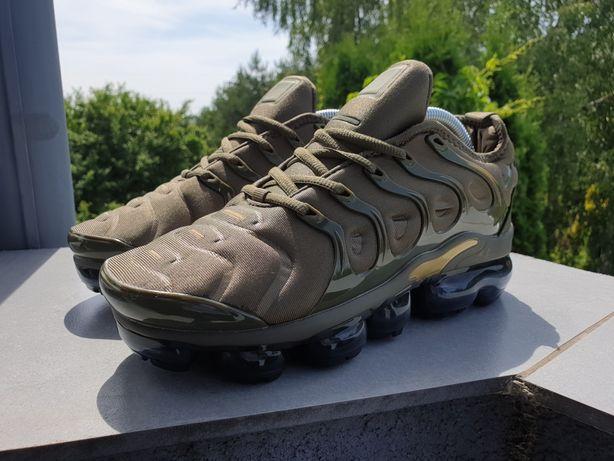 NOWE buty Nike Air Vapormax Plus + Cargo Khaki r 42 26,5cm
