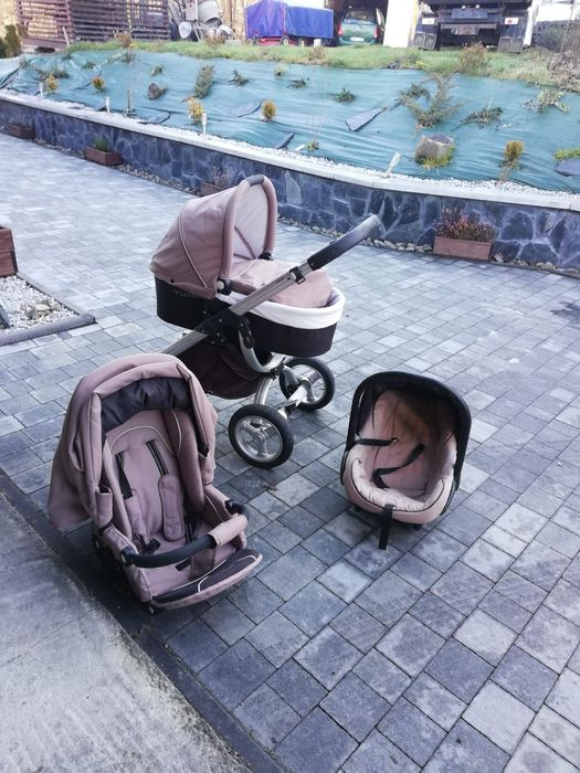 Wózek dziecięcy 3 w 1 Stróża - image 1