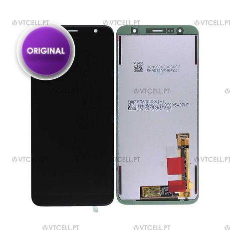 Ecra LCD + Touch Samsung Galaxy J4 Plus/J6 Plus-Service-Pack(Original)