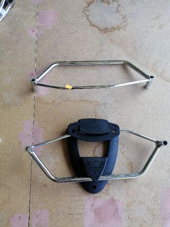 Stelaze pod sakwy Honda Shadow 750, 2004 w zwyz, + Klick Fix