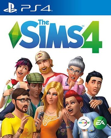 Gra The Sims 4 PS4