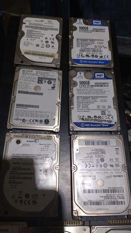 Жёсткий диск для ноутбуков