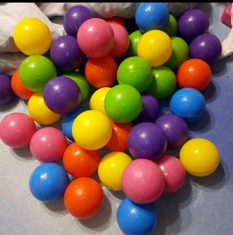 Шарики-мячики для сухого бассейна