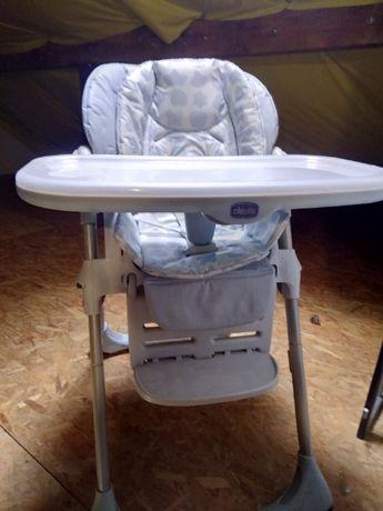 Krzesełko do karmienia Chicco Polly 2 w 1