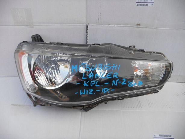 Правая фара Mitsubishi Lancer X (07-12)