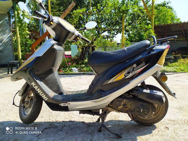 Продам скутер Кануни