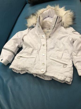 Cudowna kurtka zimowa / narciarska / dziewczynka