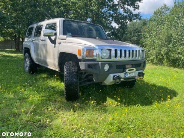 Hummer H3 Sprzedam samochód przygotowany pod wyprawy