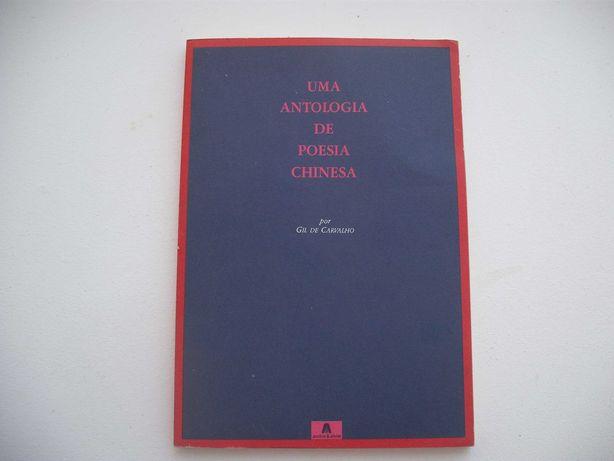 Uma Antologia de Poesia Chinesa Por Gil de Carvalho 1989