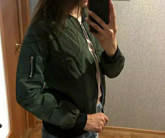 Базовая куртка бомбер
