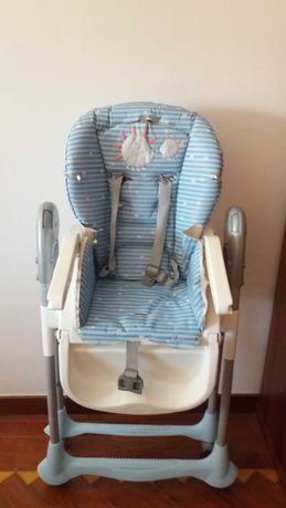 Cadeira de refeição zippy baby usada