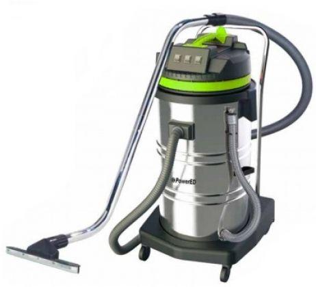 Aspirador Industrial de Líquidos e Sólidos - 80 Litros PVI803