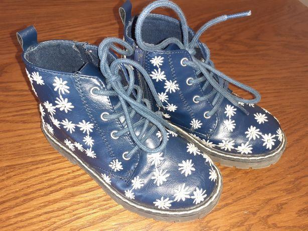 Buty dla dziewczynki ZARA r. 25