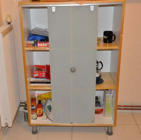 Komoda szkło hartowane IKEA