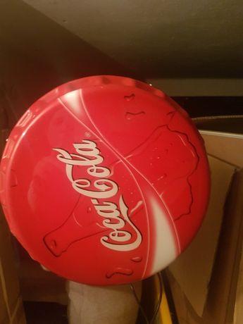 Reklama swietlna - otwieracz do butelek - coca cola 2w1