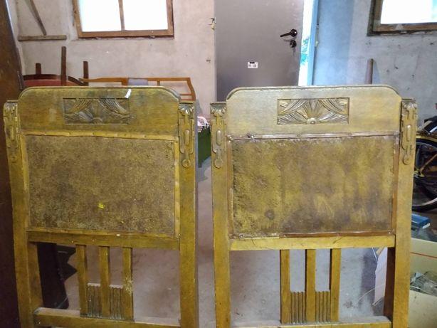 2 krzesla przedwojenne do renowacji