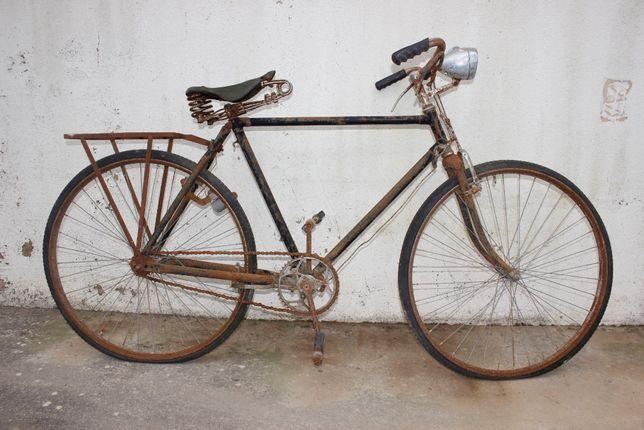 Bicicleta antiga - Pasteleira - Travões Macal - para restauro