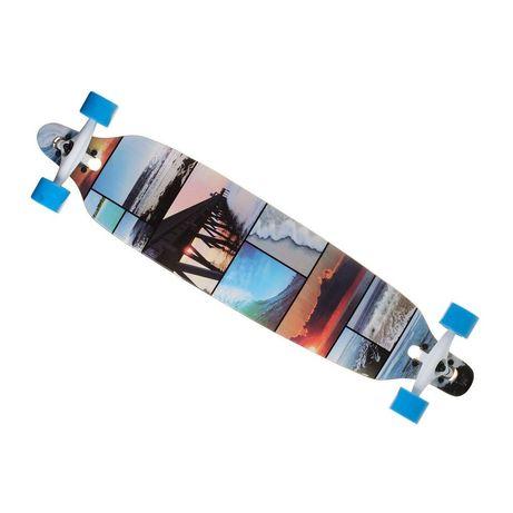 Лонгборд скейтборд канадский клён