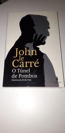 O Túnel de Pombos - John le Carré
