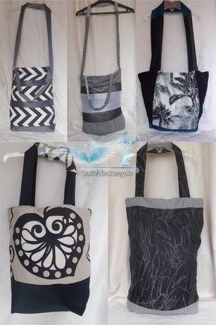 Torebki/torby damskie [handmade]