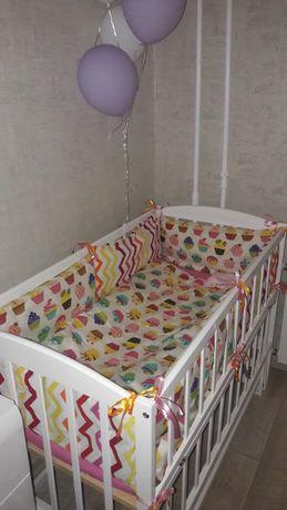 Детскую кроватка