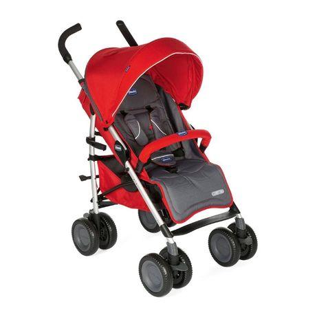 Прогулянкова коляска Chicco Multiway 2 (червона)