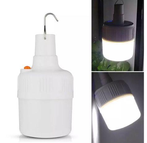 Lanterna Led portátil c/ bateria