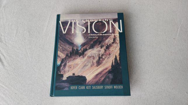 The Enduring Vision Historia U.S.A w języku angielskim ponad 1000 str