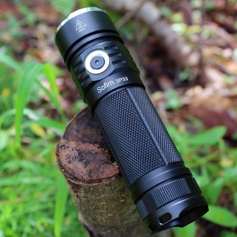 Sofirn SP33 V3.0 фонарь мощный,3500LM, яркий фонарик,XHP50.2 Type C