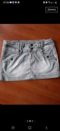 Spódnica spódniczka mini XS-S