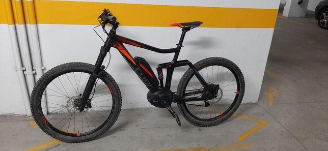 Bicicleta cube Hybrid 140 HPA pro