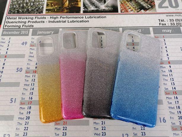 Etui Case Glitter Błyszczący Brokat do Samsung Galaxy A71 (A715)