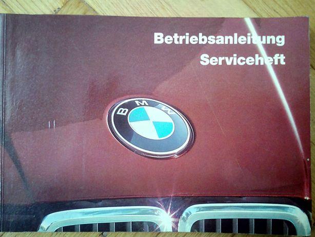 BMW E30 - instrukcja obsługi