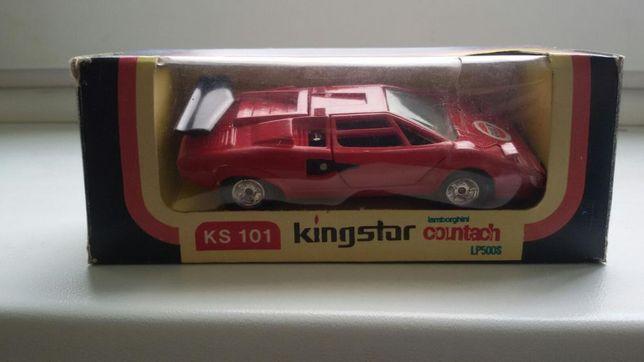 Lamborghini - Масштабная модель 1:43 фирмы Kingstar