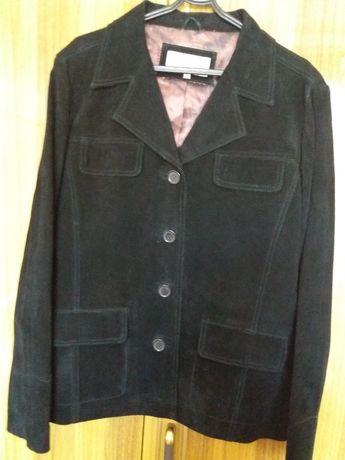 Продам кожаный пиджак фирмы Papaya