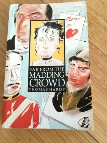 "Livro ""Far From The Madding Crowd"" - Idioma Inglês"