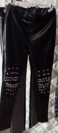 Spodnie Leginsy dzety