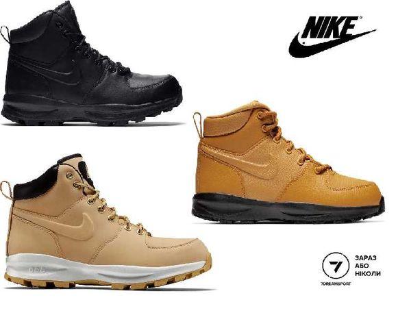 ОПТОМ  Кросівки Nike Men's Manoa Leather Boot кроссовки