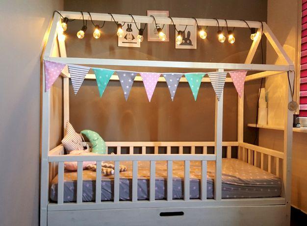 Łóżko domek dla dziecka /House Bed / Łóżko domek / łóżeczko