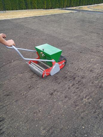 Wypożyczamy profesjonalny siewnik do trawy SEMBDNER RS50H Niwelator