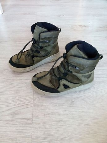 Buty zimowe Ecco Gore-Tex rozmiar 35 dla chłopca