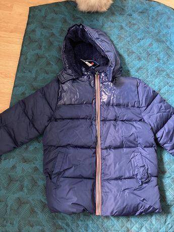 Куртка термо зимняя ixTrim  Канада р.13-14 140-160 см