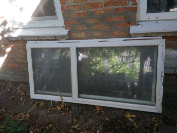 Продам окна металлопластиковые б/у